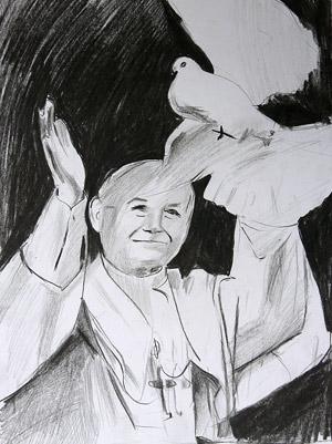 jan-pawel-ii-z-golebiem