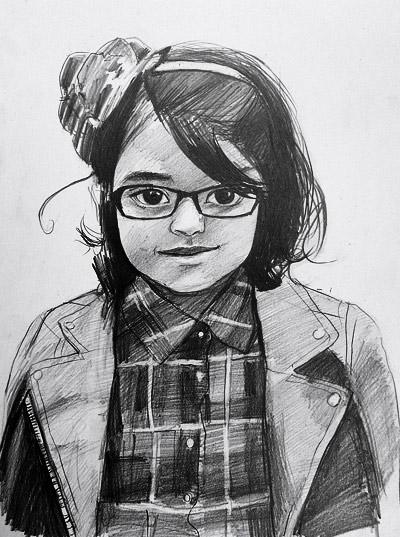 portrety-na-zamowienie-jako-prezent-dziewczynka